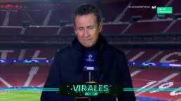 Valdano rompe en lágrimas en vivo recordando a Maradona