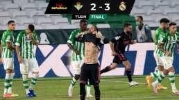 Sin Guardado ni Lainez, Betis cae ante el Madrid