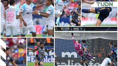 San Luis 0-2 Querétaro. Pereira y Romo marcaron los goles de Gallos.