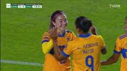 ¡Pachuca es un caos! Katty Martínez firma su doblete y el 3-0