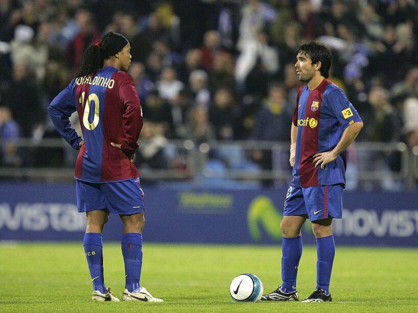 Real Zaragoza v Barcelona