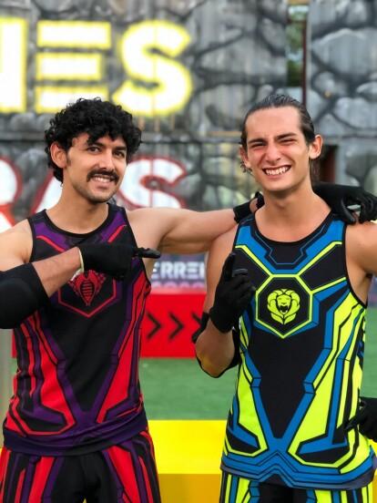 Emilio Osorio y Miguel Martínez imprimieron jovialidad al más reciente programa de Guerreros 2020. A continuación, te compartimos cómo se vivió esta sana competencia.