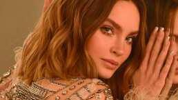 Belinda deslumbra redes sociales al protagonizar sesión fotográfica en lencería