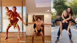 Michelle Renaud, Aislinn Derbez o Angelique Boyer, ¿Quién es más rápida y hábil para el 'Koala Challenge'?