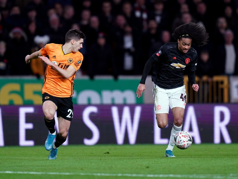 Wolverhampton vs Manchester United, FA Cup, 12.jpg