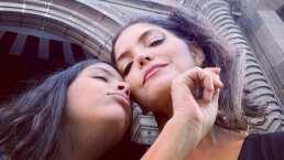 Este es el video del improvisado dueto entre Ana Bárbara y la hija de Mariana Levy