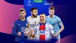 ¡Quedan definidas las semifinales de la Champions League!