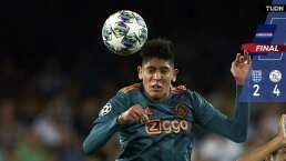 El Ajax venció al Zwolle y sigue como líder en Holanda