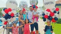Video: Así festejó Jacky Bracamontes a su esposo en su cumpleaños