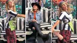 Karla Panini trae a la vida a 'La lavandera güera' en TikTok