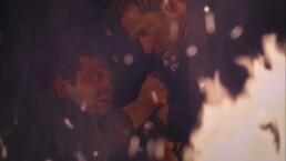 ¡Fabián muere quemado después de salvar a Anifer!
