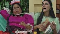 Cuando La India María le dio una cucharada de su propio chocolate a Excelsa
