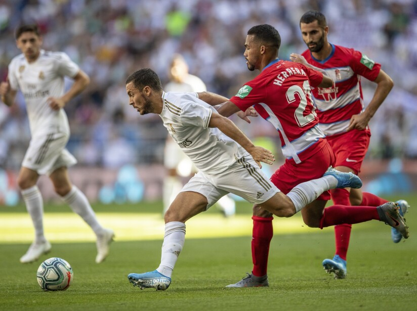 En duelo de la J8 de La Liga, los merengues compitieron por la cima de la tabla general.