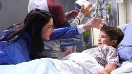 Detrás de 'Te doy la vida': ¡Nico recibe el trasplante de médula!
