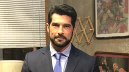 Con Permiso: Arturo Carmona trabajará con Cruz Martínez, esposo de su ex