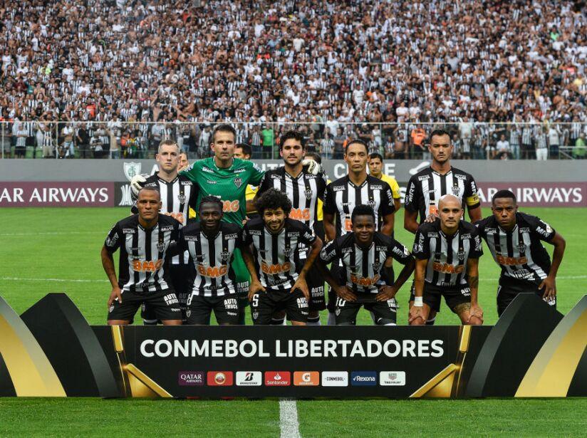 Atletico MG v Danubio - Copa CONMEBOL Libertadores 2019
