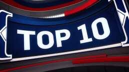 Barton luce en Top 10 de la NBA