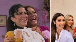Marlene Favela y Marjorie de Sousa hacen pacto de amigas al estilo de 'María de Todos los Ángeles'