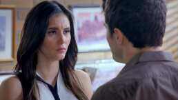 Diana le confiesa a Hugo que ella provocó el ataque del Sapito
