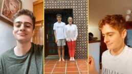 Nicolás, hijo de Erika Buenfil, se convierte en el crush de las seguidoras de su mamá: ¡Heredó tu belleza!