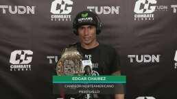 KO de la noche | Edgar Chairez y su brutal patada para vencer a Monterroso
