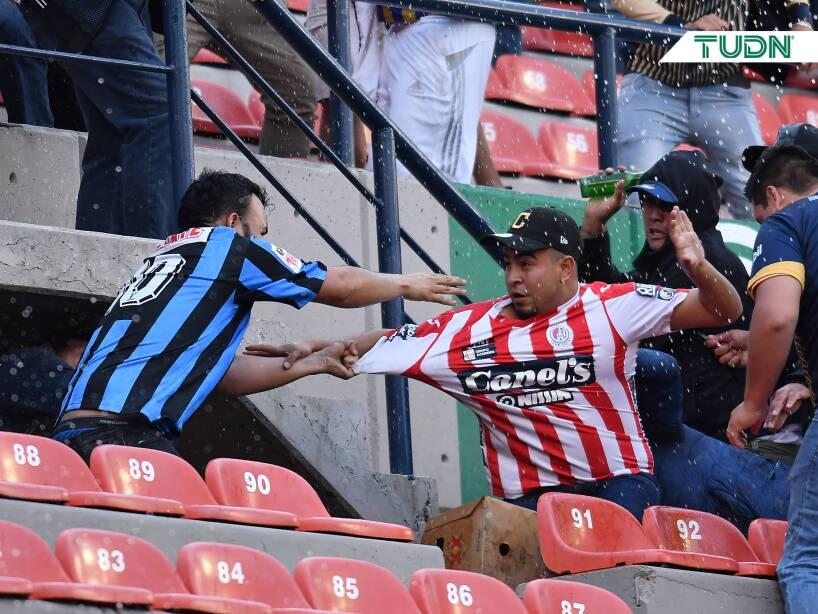 Atlético San Luis vs Querétaro
