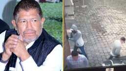 Video: Juan Osorio difunde el momento en que un grupo de hombres entraron a robar en su casa