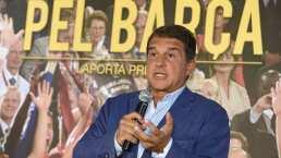 Joan Laporta anuncia que volverá a contender por el Barcelona
