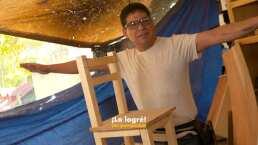 DL & Compañía Capítulo 4: Javier Carranza avergonzó y conmovió a Doña Lucha con su trabajo como carpintero con los purépechas