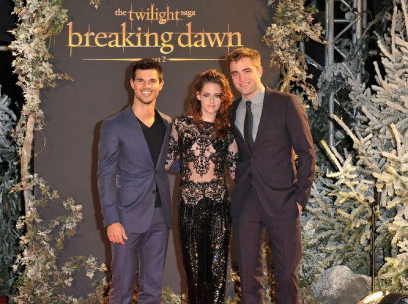 En 2011, volvió a interpretar a Bella Swan en La Saga Crepúsculo: Amanecer, Parte 1.