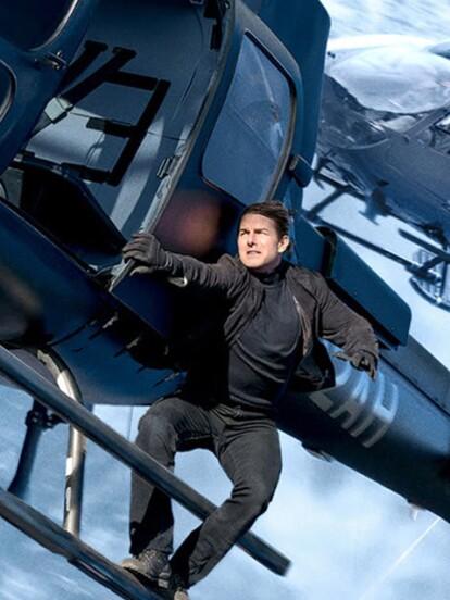 El actor que interpreta a 'Ethan Hunt' en 'Misión Imposible' rechazó estos grandes personajes del cine (FOTO: Paramount Pictures)