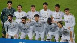 Real Madrid rebajará sueldos a sus jugadores