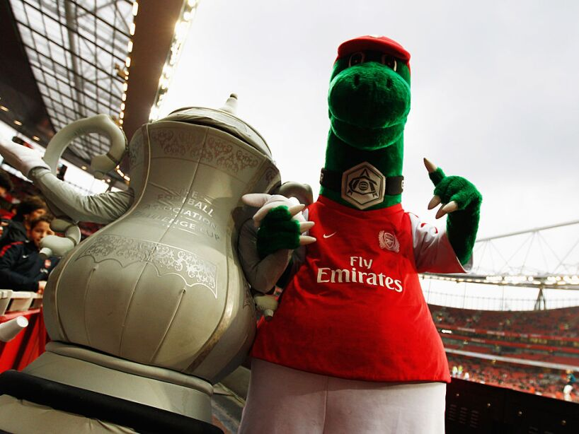 Arsenal v Aston Villa - FA Cup Fourth Round