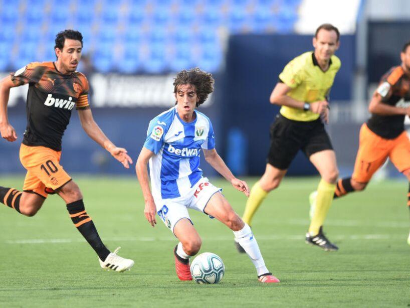 CD Leganes v Valencia CF - La Liga