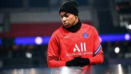 Kylian Mbappé ya discute su renovación con el PSG