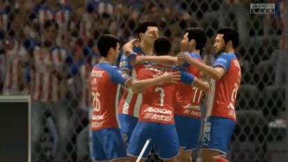 Chivas generó las mejores oportunidades y borró por completo a un Cruz Azul destinado al fracaso en la eLiga MX.