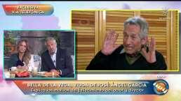 Conmocionados, conductores de Hoy despiden a José Ángel García, papá de Gael García