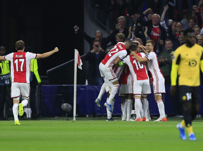 La historia del mexicano habría sido muy diferente de haber fichado para el Ajax.