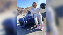 Chiquis Rivera conduce un vehículo de más de medio millón de pesos