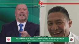 """'Perro' Bermúdez recuerda comercial: """"¿Mucha Ambriz o qué?"""""""