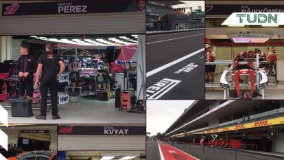 Así empieza a vestirse el Autódromo previo al Gran Premio 2019.
