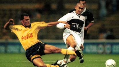 El América se enfrentó a Corinthians de Brasil, Liga de Quito de Ecuador, y el Olimpia de Paraguay.