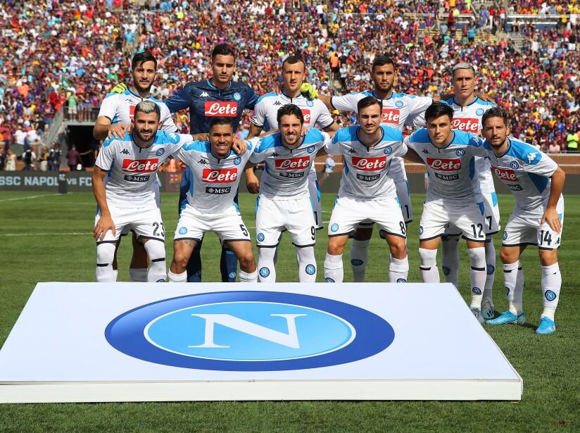 Barcelona-Napoli