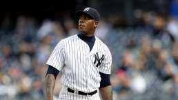 """Chapman sobre la polémica con los Astros: """"No tengo problema"""""""