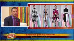 Moda: ¡Conoce los estampados más fashion para este otoño-invierno!