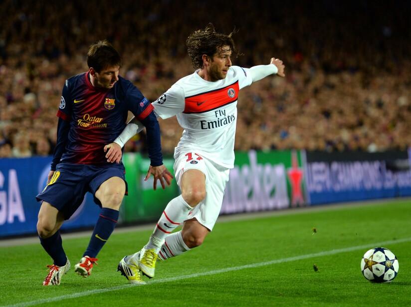 Barcelona v Paris St Germain - UEFA Champions League Quarter Final