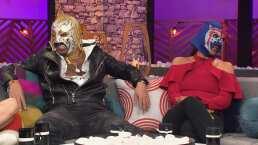 'Las Netas Divinas' y el Escorpión Dorado revelan si han usado 'máscaras' para ocultar su personalidad