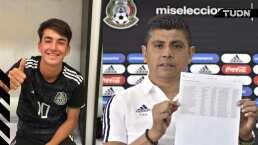 Hijo de 'Loco' Abreu se queda sin Mundial Sub-17