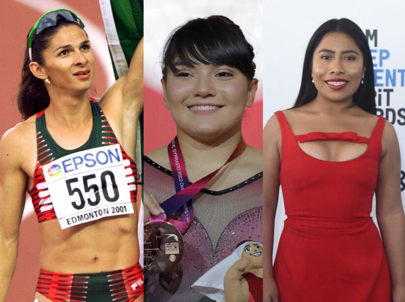 Mexicanas que fueron criticadas y callaron a todos con su talento