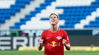 Leipzig gana y nadie lo saca de puestos europeos   Los dirigidos por Julian Nagelsmann vencieron 0-2 a Hoffenheim en la J31 de la Bundesliga.